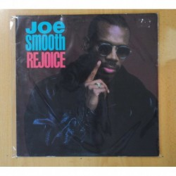 JOE SMOOTH - REJOICE - LP
