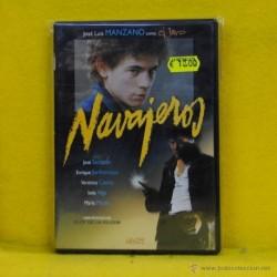 ELOY DE LA IGLESIA - NAVAJERO - DVD