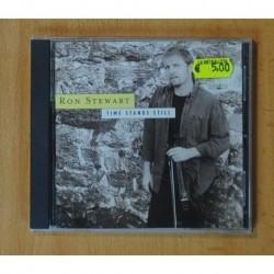 RON STEWART - TIME STANDS STILL - CD
