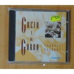GRETA Y LOS GARBO - GRANDES BALADAS - CD