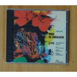 RAFAEL DIAZ - MISA DE ANDALUCIA - CD