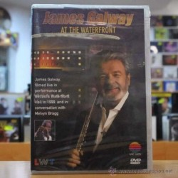 JAMES GALWAY - JAMES GALWAY AT THE WATERFRONT - DVD