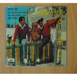 DUO DINAMICO - QUISIERA SER + 3 - EP