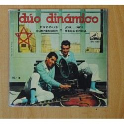 DUO DINAMICO - EXODUS + 3 - EP