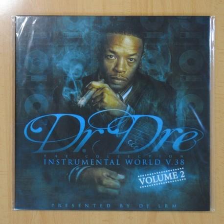 DR. DRE - INSTRUMENTAL WORLD V. 38 VOLUME 2 - 2 LP