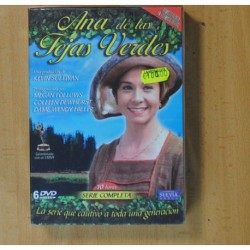 ANA DE LAS TEJAS VERDES - DVD