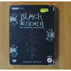 BLACK ADDER COMPLETE COLLECTION - DVD