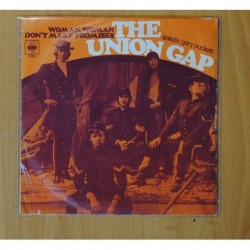 THE UNION GAP - WOMAN WOMAN - SINGLE