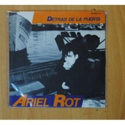 ARIEL ROT - DETRAS DE LA PUERTA - SINGLE