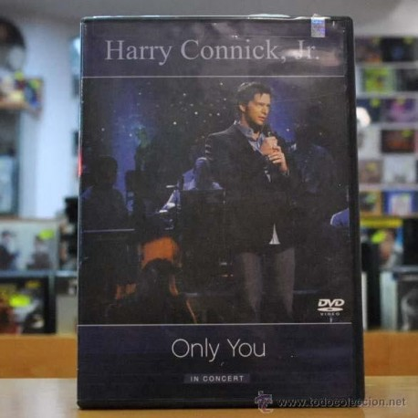 TRACEY FREEMAN - HARRY CONNICK JR ONLY YOU IN CONCERT - DVD