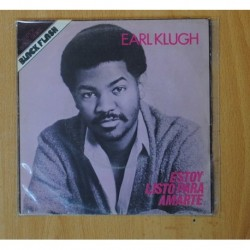 EARL KLUGH - ESTOY LISTO PARA AMARTE - SINGLE