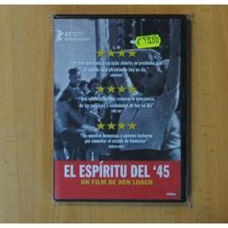 KEN LOACH - EL ESPIRITU DEL 45 - DVD