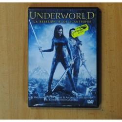 UNDERWORLD LA REBELION DE LOS LICANTROPOS - DVD