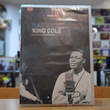 NAT KING COLE - NAT KING COLE SOUNDIES AND TELESCRIPTIONS - DVD