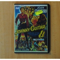 NICHOLAS RAY - JOHNNY GUITAR - DVD
