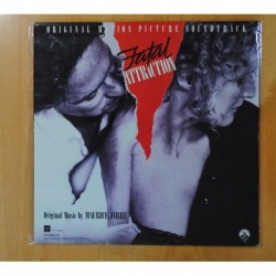 MAURICE JARRE - FATAL ATTRACTION - BSO - LP