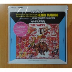 HENRY MANCINI - THE PARTY - BSO - VINILO ROSA - LP