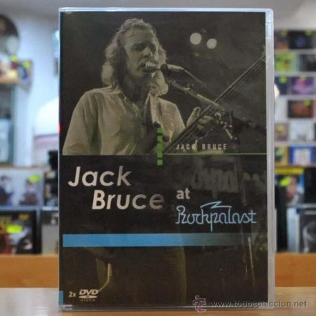 VARIOS - JACK BRUCE AT ROCK PALAST - 2 DVD