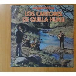 LOS CANTORES DE QUILLA HUASI - VIGENCIA - LP