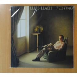 LLUIS LLACH - T ESTIMO - LP
