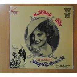 JEANETTE MACDONALD / NELSON EDDY - NAUGHTY MARIETTA - LP
