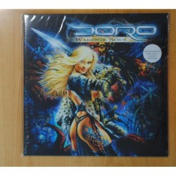 DORO - WARRIOR SOUL - LP