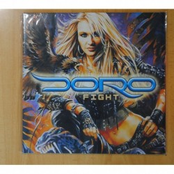 DORO - FIGHT - LP