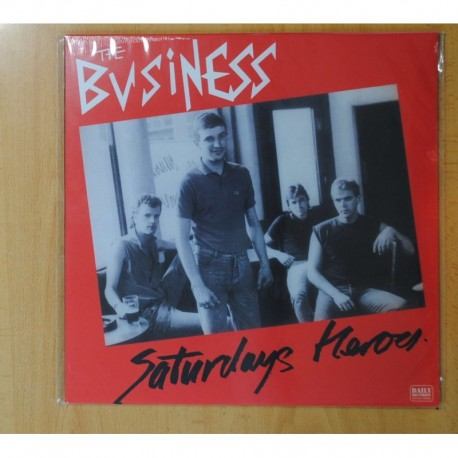 THE BUSINESS - SATURDAYS HEROES - LP