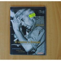 EL CAMINO A BRESSON - DVD