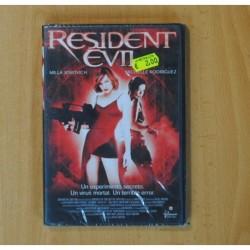 RESIDENT EVIL - DVD