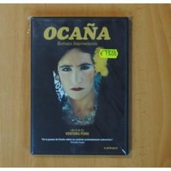 OCAÑA RETRATO INTERMITENTE - DVD