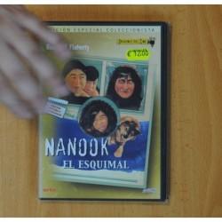 NANOOK EL ESQUIMAL - DVD