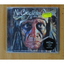 ANDRE MORAES / IGOR CALAVERA / ANDREAS KISSER - NO CORACAO DOS DEUDES - CD