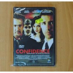 CONFIDENCE - DVD