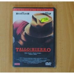 TALLO DE HIERRO - DVD