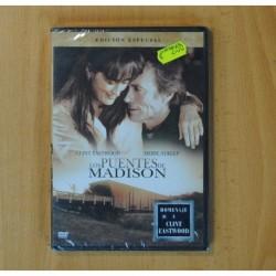 LOS PUENTES DE MADISON - DVD