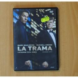LA TRAMA BROKEN CITY - DVD
