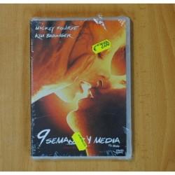 9 SEMANAS Y MEDIA - DVD