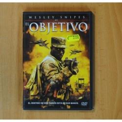 EL OBJETIVO - DVD