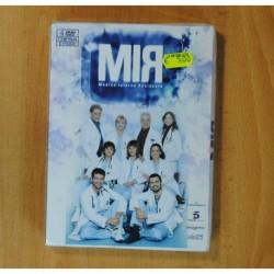 MIR MEDICO INTERNO RESIDENTE - DVD