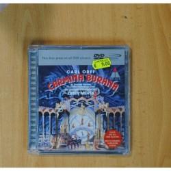 CARL ORFF - CARMINA BURANA - DVD AUDIO
