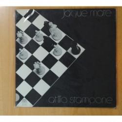 ATILIO STAMPONE - JAQUE MATE - LP