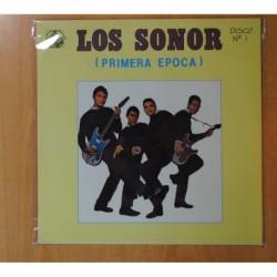 LOS SONOR - PRIMERA EPOCA - LP