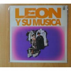 VARIOS - LEON Y SU MUSICA - LP