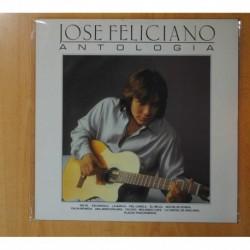 JOSE FELICIANO - ANTOLOGIA - LP