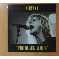 NIRVANA - THE BLACK ALBUM - LP