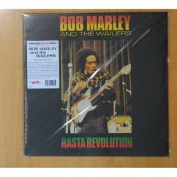 BOB MARLEY AND THE WAILERS - RASTA REVOLUTION - LP