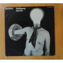WOLFGANG DAUNER - OUTPUT - LP