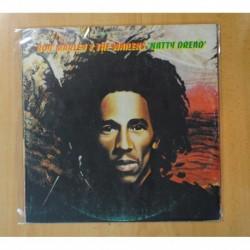 BOB MARLEY & THE WAILERS - NATTY DREAD - LP