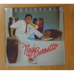 RAY BARRETTO - IRRESISTIBLE - LP